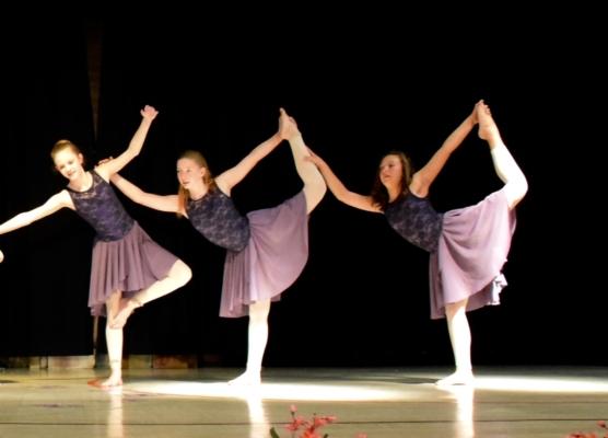 """I Wish"" 2016 Story Ballet"